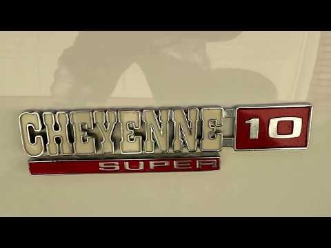 1971 Chevrolet Cheyenne (CC-1055389) for sale in Clarksburg, Maryland