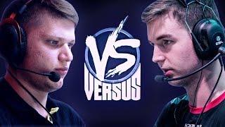 CS:GO - s1mple awp vs dev1ce awp | Who is better?