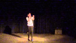 Hallelujah I love Him so- Eva Cassidy Performed by Nicole Arrage
