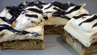 Ciasto, które podbiło serca domowników! Jak zrobić ciasto chmurka