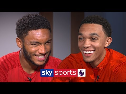 How many Premier League teams can Trent name in 30 seconds?   Lies   Alexander Arnold & Gomez