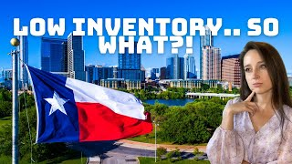Low inventory in the housing market: what this means for buyers and sellers!