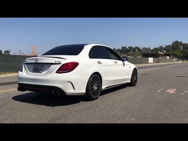Mercedes-Benz AMG 43/400/450 w205 w213 DOWNPIPES