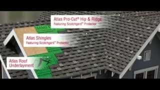 The Atlas Signature Select® Roofing System