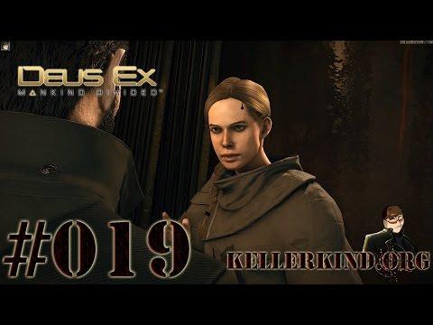 Deus Ex: Mankind Divided #019 - Ein feiger Mord ★ EmKa plays Mankind Divided [HD|60FPS]