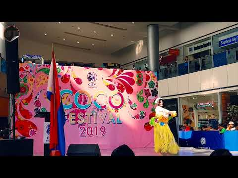 Cocofest 2019 Lakan at Mutya ng San Pablo Talent Competition:  Mutya #13 Eunice Doza