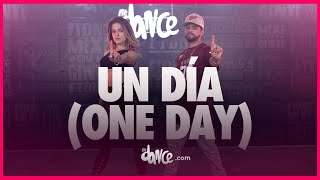 Un Día (One Day) - J Balvin, Dua Lipa,Bad Bunny, Tainy  | FitDance TV (Coreografia) | Dance Video