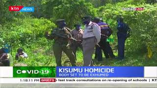 Man in Kisumu murders his brother and buries him under his bedroom