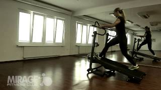 preview picture of video 'RACE WALKER v MIRAGE Fitness Club Pezinok'