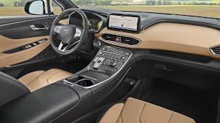 2021 Hyundai Santa Fe - INTERIOR
