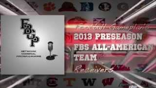 Pelican Cold Hopefootball Gameplans 2013 Preseason Fbs All American Team