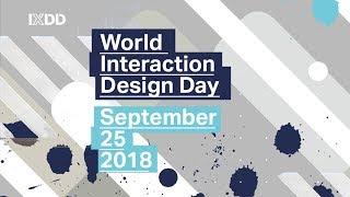 World Interaction Design Day (IxDD) 2018 | Adobe Creative Cloud
