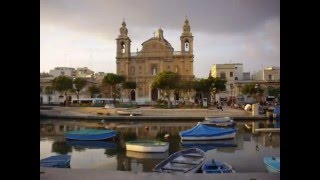 Malta in the past and Malta today Part2