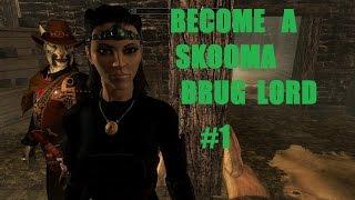 Skyrim Mods:  Skooma Drug Lord #1:  Color me Stoned!