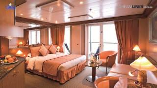 Costa Mediterranea - Ship Tour Overview