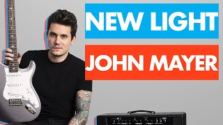 PRS Silver Sky GIVEAWAY🎸 + John Mayer New Light Guitar Lesson