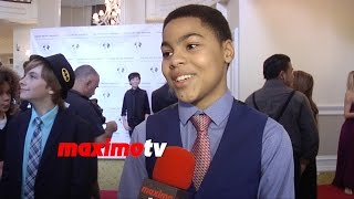 Jadiel Dowlin Interview Young Artist Awards 2015 Red Carpet