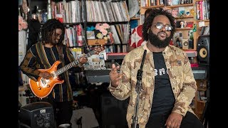 Bas: NPR Music Tiny Desk Concert