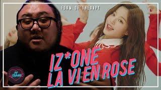 """Producer Reacts to IZ*ONE """"La Vi en Rose"""""""