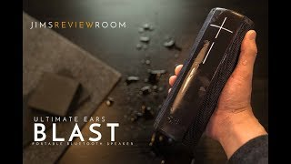 UE Blast Bluetooth Speaker - now with WiFi - REVIEW