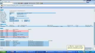 SAP SRM - Class21_SRM Service & Procurement Process