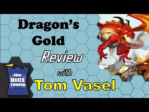 Dice Tower Reviews: Dragon's Gold