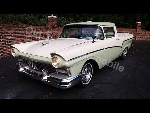 Video of Classic 1957 Ranchero - OH2S