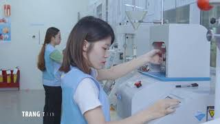 Giới thiệu Nhà máy bao bì Hoàng Hải