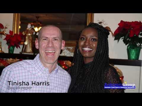 Meet the Team: Tinisha Harris