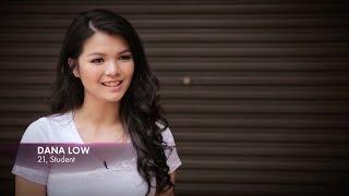 Dana Low finalist Miss Universe Malaysia 2017 Introduction