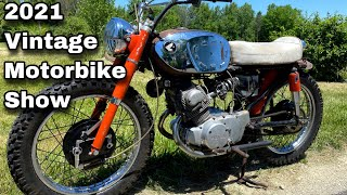 2021 Portland, Indiana Vintage Motorbike Show