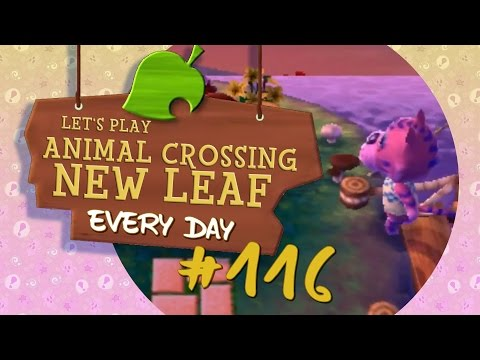 Animal Crossing   NL #116 ★ Lilly's neuer Spruch