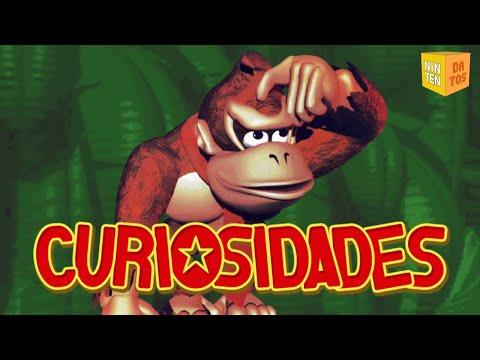 Curiosidades de Donkey Kong Country   Nintendatos