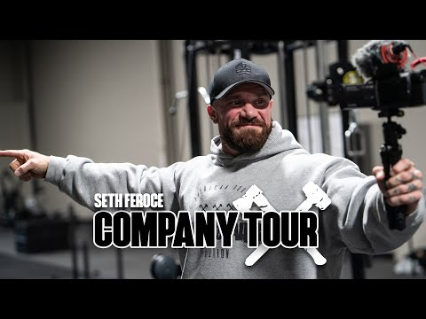 Seth Feroce Company Tour + Meeting the Team