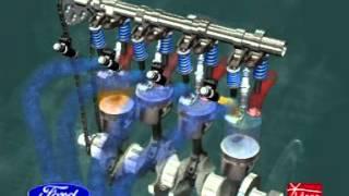 Video Motor Por Dentro Funcionando