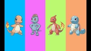 Wrong Heads Pokemon Dinosaurs Cartoon for Kids