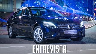 Mercedes-Benz C 200 EQ Boost - Explicando o concei