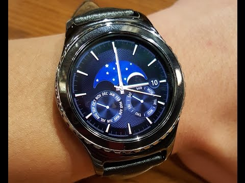Top Free Watch Faces and How To Customization for Samsung Gear S2 Classic Review|Overview