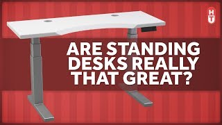 Do Standing Desks' Benefits Stand Up to Research?