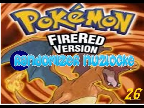 Pokemon fire red randomizer