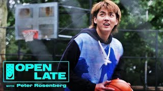 Kris WuHits the Court and PreviewsRich the KidCollab: Open Late withPeter Rosenberg