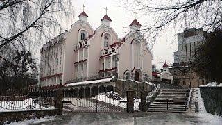 Житомир - Областной Центр Украины. Украинское Полесье Зимой (Ukraine. Home)