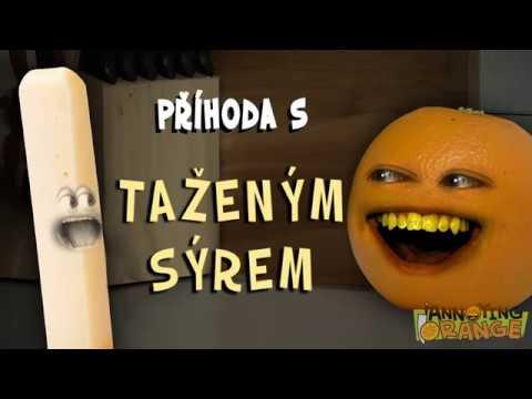 Otravný Pomeranč - Příhoda s Taženým Sýrem - Fénix ProDabing