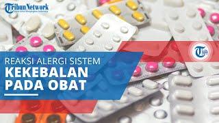 Alergi Obat, Reaksi Alergi dari Sistem Kekebalan Tubuh terhadap Suatu Obat Tertentu