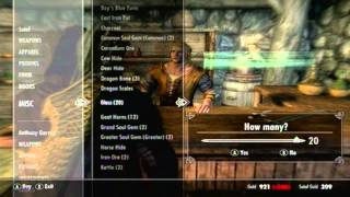 Skyrim: Hearthfire - Obtaining house materials [Part2]