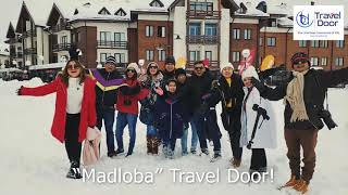 Ski resort of Georgia – daily tour to Gudauri with Travel Door