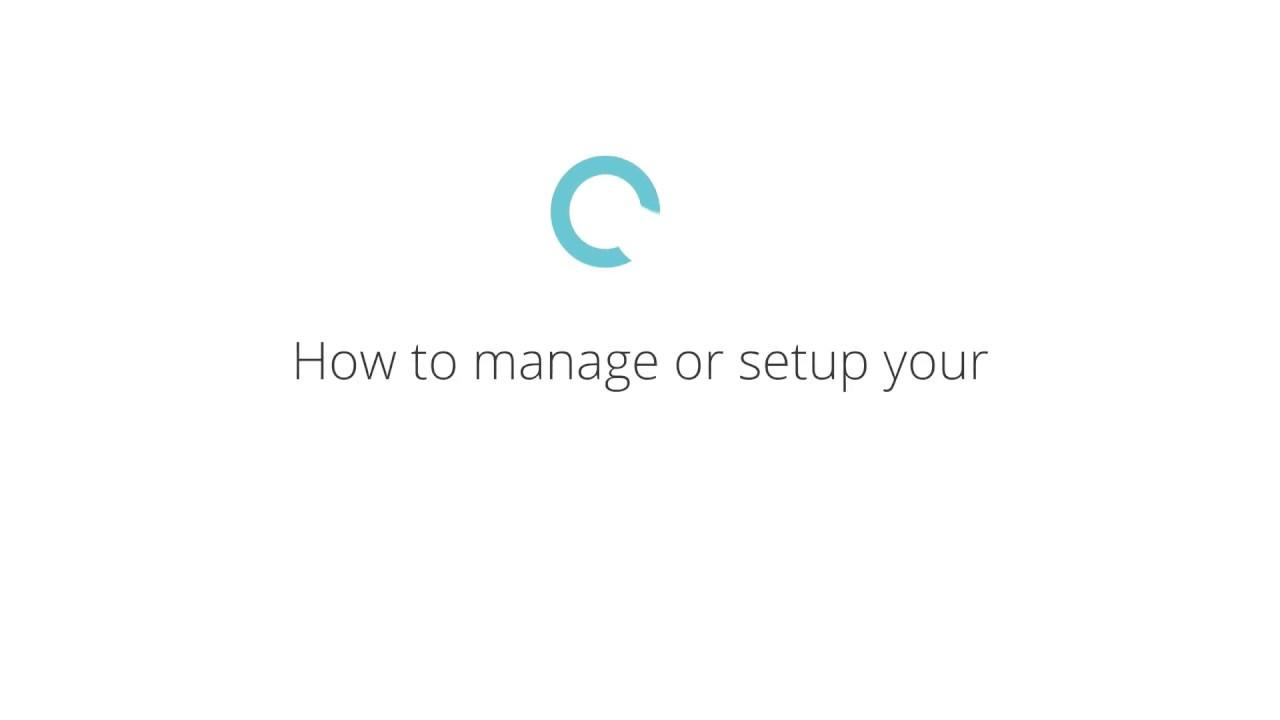 Clickatell Tutorial - Manage and set up your account