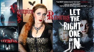 Vampire Reviews: Let the Right One In