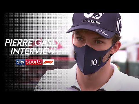 Video | Gasly on the chances of rejoining Red Bull