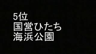 「茨城県の観光スポット」おすすめベストランキング